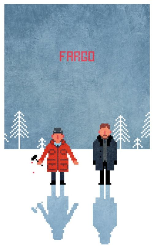 Poster S01, Lester Nygaard & Lorne Malvo