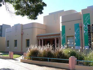 Griffith War Memorial Hall & Art Gallery NSW Australia