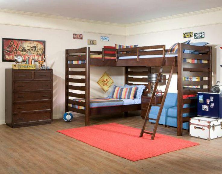 Best 12 Best Bunk Bed Ideas Images On Pinterest Child Room 400 x 300