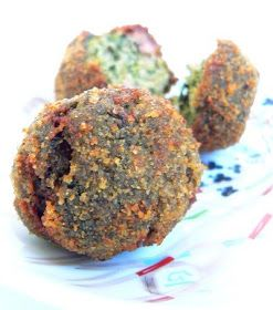 Thermomix Recipes: Spinach Meatballs with Thermomix