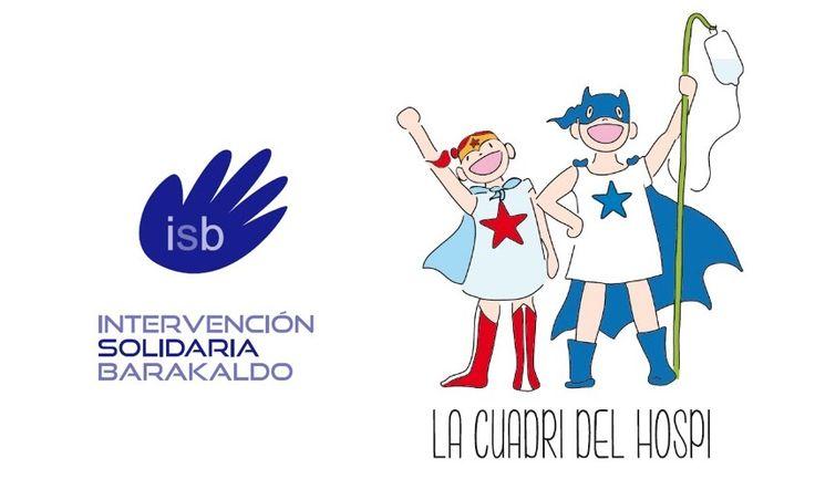 La oenegé de policías de Barakaldo ISB organiza una campaña pro lucha contra el cáncer infantil