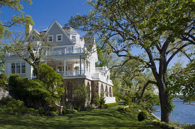 Waterfront Home Architecture #ResidentialArchitetcure #Architecture
