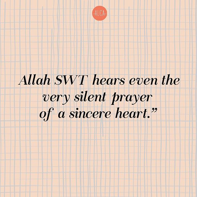 If you wanna talk to Allah SWT, no need to shout nor cry out loud. He knows what's in every heart. . #Alca #quotes #qotd #quoteoftheday #quoteofinstagram #muslim #muslimquotes #muslimsayings #islam #islamicquotes #islamicsayings #quran #quransayings #thegoodquote #bestsayings #instaquotes