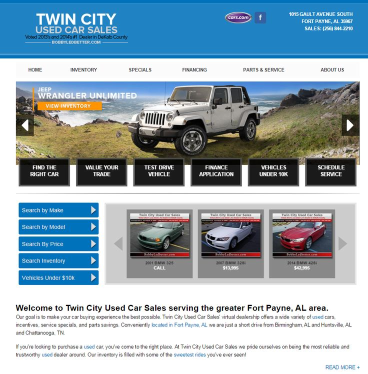 9 best About Twin City Used Car Sales images on Pinterest