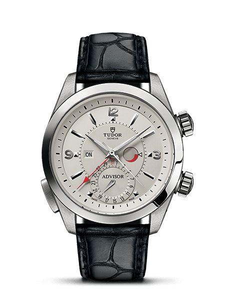 """Tudor est le nom d´une marque de montres fabriquées par la compagnie suisse Rolex à partir des années 1930. Vendus bien meilleur marché que les modèles Rolex (tels que les fameuses """"Oyster"""" ou """"Submariner""""), les montres Tudor étaient souvent similaires à ceux-ci. Assemblées jusqu'en 1990 par les horlogers Rolex, les modèles Tudor étaient vendus avec des boîtiers et des bracelets signés et marqués """"Rolex"""". Les mouvements qui animent les montres sont des bases ETA ajustés et modifiés en…"""
