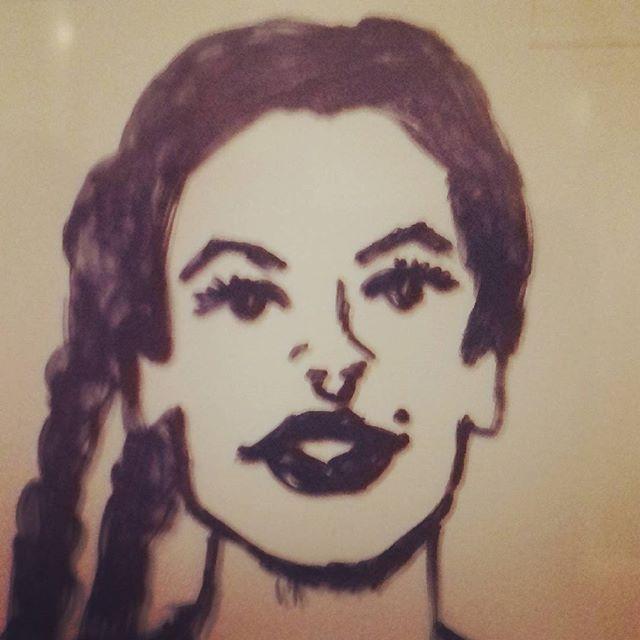 News: YAIYA @empressyaiya will soon be having her own animated cartoon series. Manager Carola Siekas @carolasiekas started the illustrations today  #create #creativity #cartoon #animation #ymperia #love #yaiya #freedom #manager #music #musicandhope #heartofalion #alifewithinmusicandhope #spirit #ikigai #empress #empressyaiya #yaiyabraids