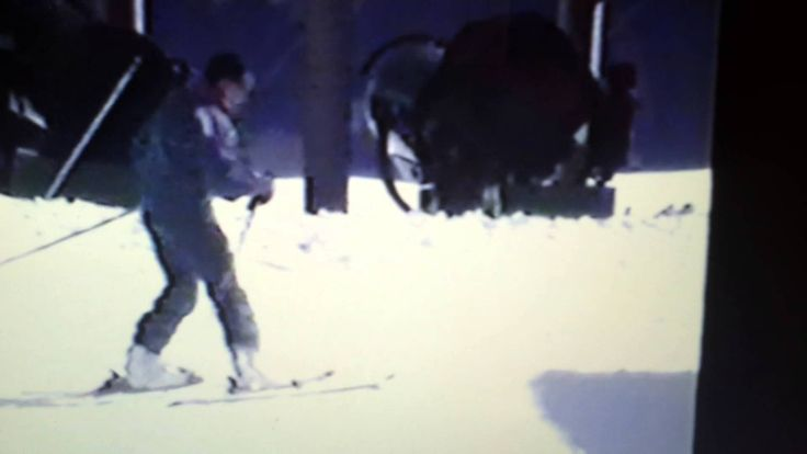 Skianfänge im Montafon 2001