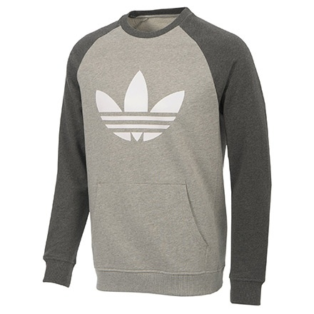 Hommes Sweat-shirt ras du cou Sport Lite (60€)