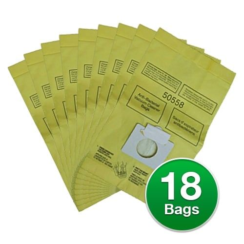 kenmore canister vacuum bags. replacement vacuum bag for kenmore 5055a / 137 (6-pack) canister bags