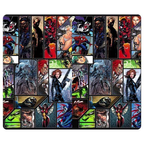 26x21cm 10x8inch Mousepad Rubber Smooth Gaming Marvel Comics Superheroes @  Niftywarehouse.com Part 96