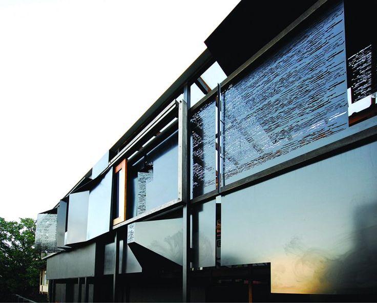 The Left-Over-Space House, Paddington, 2012 - COX Rayner Architects