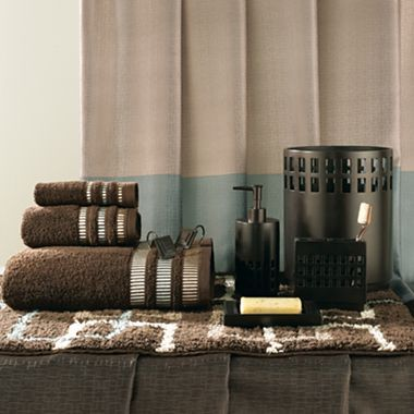 Studio Squares Bath Collection Jcpenney Bathroom