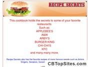 Recipe Secrets And Celebrity Favorites