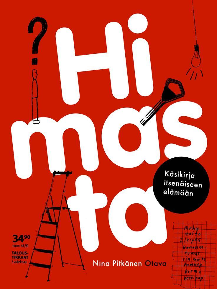 Title: Himasta | Author: Nina Pitkänen | Designer: Matti Pikkujämsä