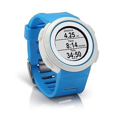 Other Cardio Equipment 28063: Magellan Echo Fit Sports Watch Blue Tw0201sgxna -> BUY IT NOW ONLY: $116.51 on eBay!
