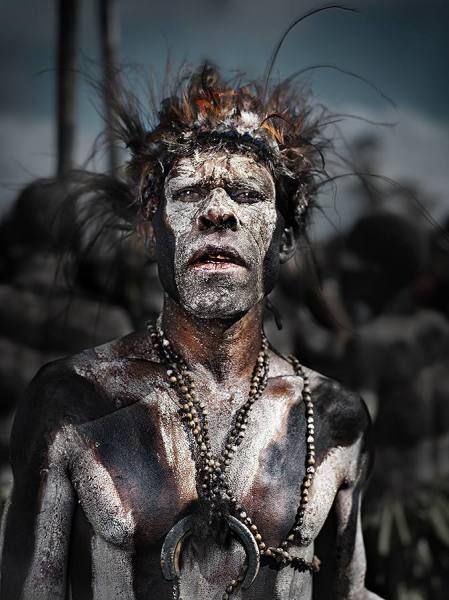 Papua New Guinea has over 850 indigenous languages and at least as many traditional societies, out of a population of just under 6 million. It is next only to Vanuatu in the density of languages.