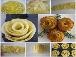 rose potatoes - Buscar con Google