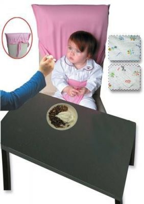 Sevi Bebe Kumaş Mama Sandalyesi Yenibebek.com Mama Sandalyeleri kategorisinde listelenmektedir.