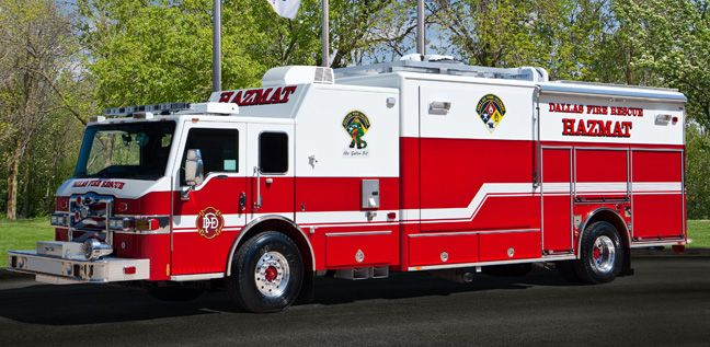 Dallas Fire Department | Experience > New Deliveries > Dallas Fire Department