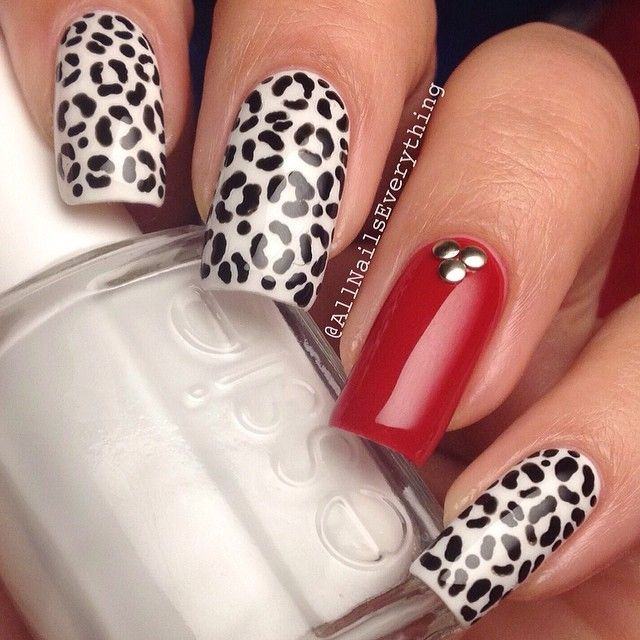 Instagram photo by allnailseverything #nail #nails #nailart