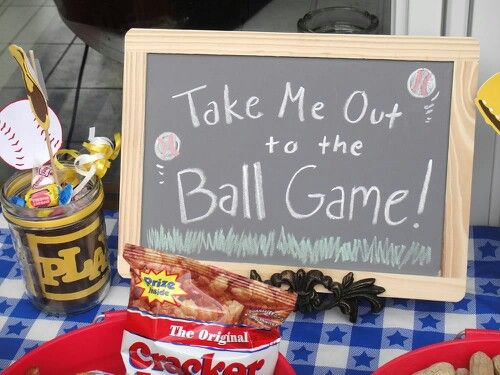 131 best images about Kyle Baseball Open House on Pinterest ...