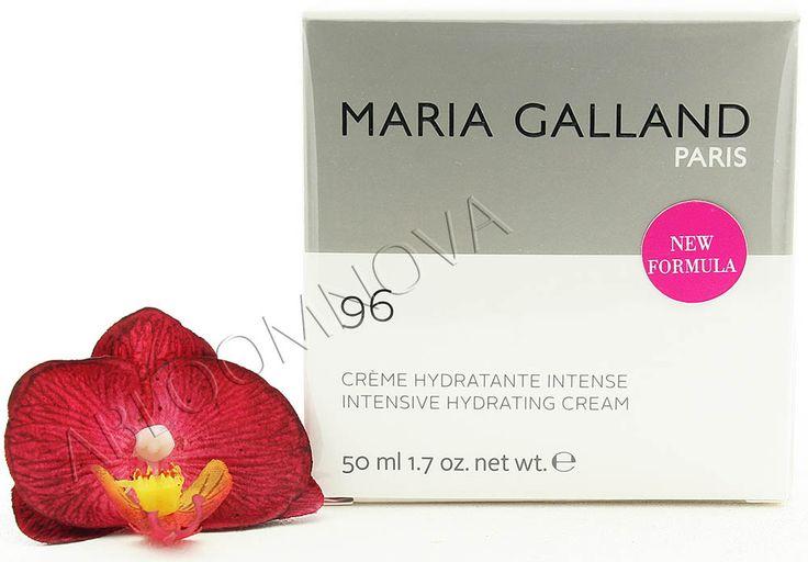Maria Galland Intensive Hydrating Cream 96 50ml - Silky smooth light-textured moisturiser #MariaGalland #moisturiser #skincare #beauty #facecare