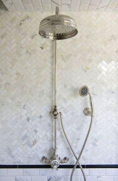 NC222850 Herringbone Mosaic Tiles Brisbane