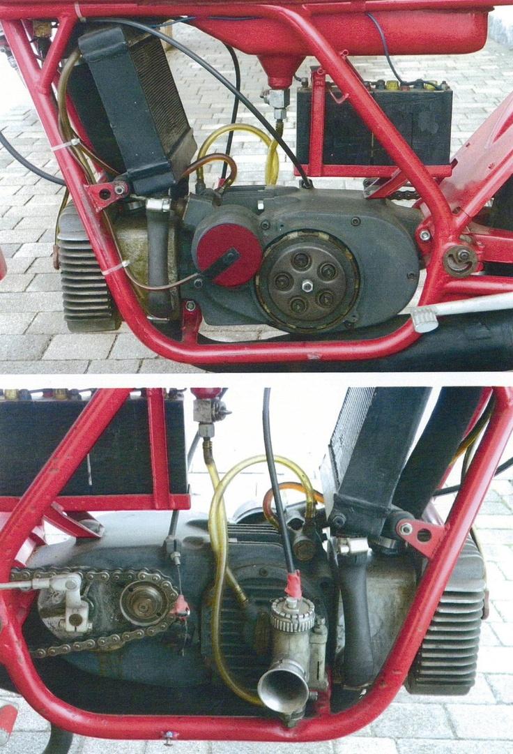 1965 MV Agusta 125 Disco Rotante