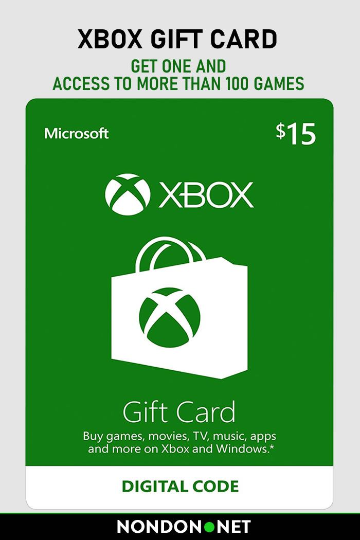 The 10 Best Christmas Day Gifts For 25 Or Less In 2020 Xbox Gift Card Xbox Gifts Christmas Fun