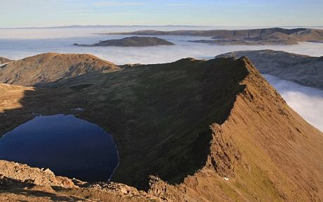 Top 10: what to do in the Lake District - Telegraph Helvelllyn