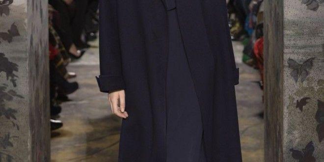 Siyah Yün Manto Modelleri - Tarifler,moda,kadın,makyaj,güzellik