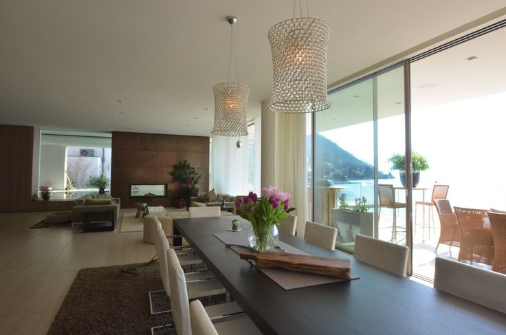 Licht Design Gmbh Residential Project with two Aires by #lolliememmoli  http://www.lollimemmoli.it/