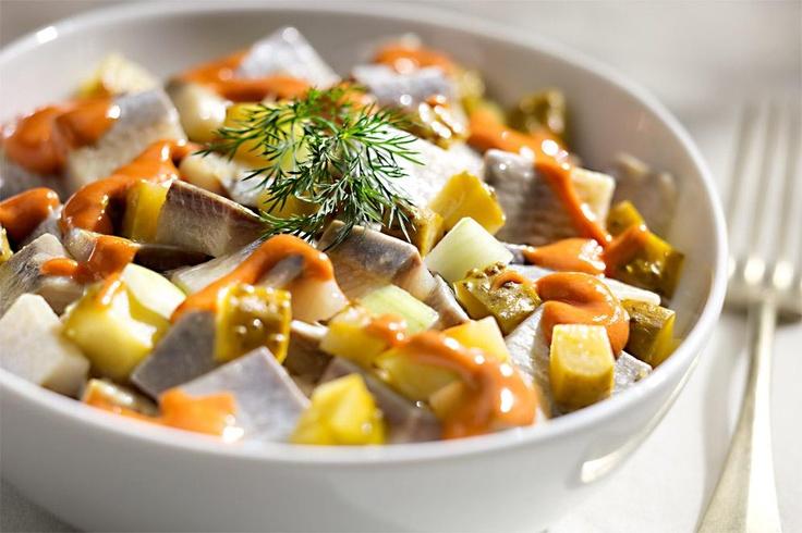 Świąteczne śledzie po cygańsku -Kuchnia Lidla #swieta #sledz