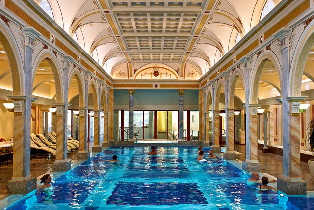 Grand Hotel Quellenhof & Spa, Bad Ragaz, Switzerland ...
