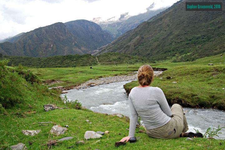 Je kunt uren door de Andes in Peru hikken zonder andere toeristen tegen te komen. Ga wel met een gids op pad. | It's Travel O'Clock