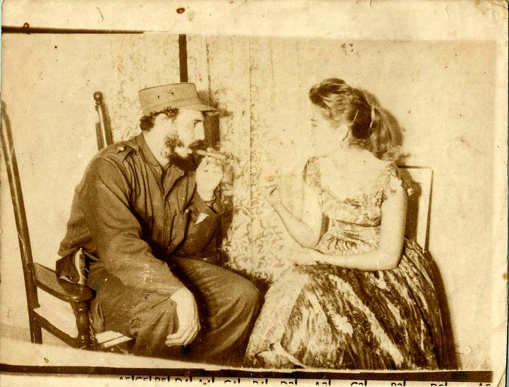 My Great Aunt with Fidel Castro unknown date http://ift.tt/2vtTXZa