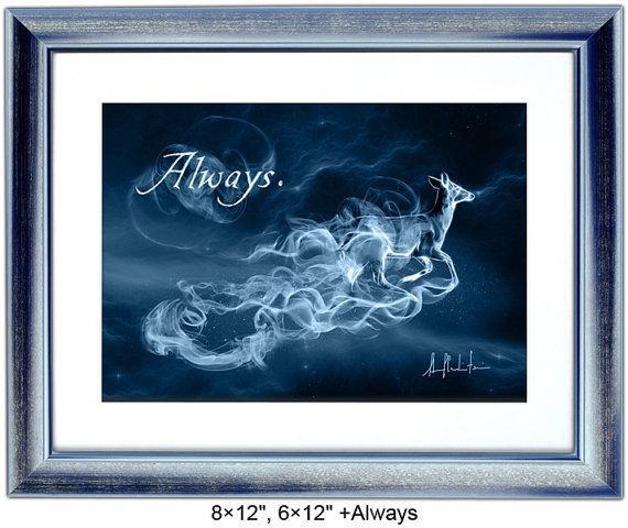 Hey, I found this really awesome Etsy listing at https://www.etsy.com/listing/198440621/p021-doe-patronus