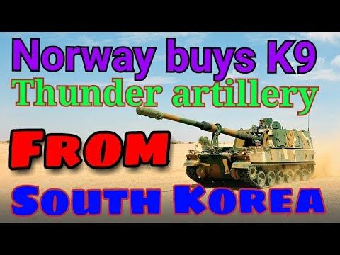 Norway is buying 24 self-propelled guns, combined with designated ammunition resupply vehicles, from Hanwha Land Systems of South Korea. The $215 million contract for the 155mm K9 Thunder systems was signed earlier this week and includes an option for another two dozen systems, the Norwegian...