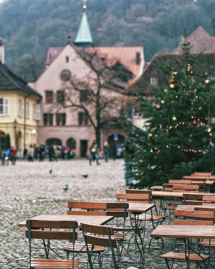 Xmas mood in Freiburg