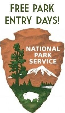 The 2014 Dates for FREE entry days to National Parks!