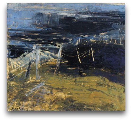 Across The Headland by Donald Teskey