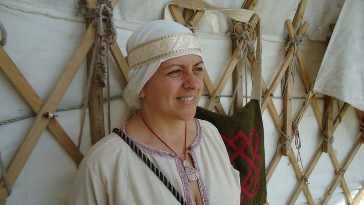 A 10th-century Slav woman