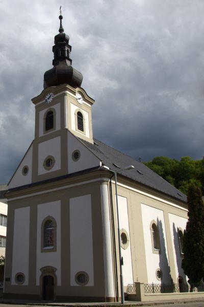Evanjelická cirkev augsburského vyznania v Trenčíne