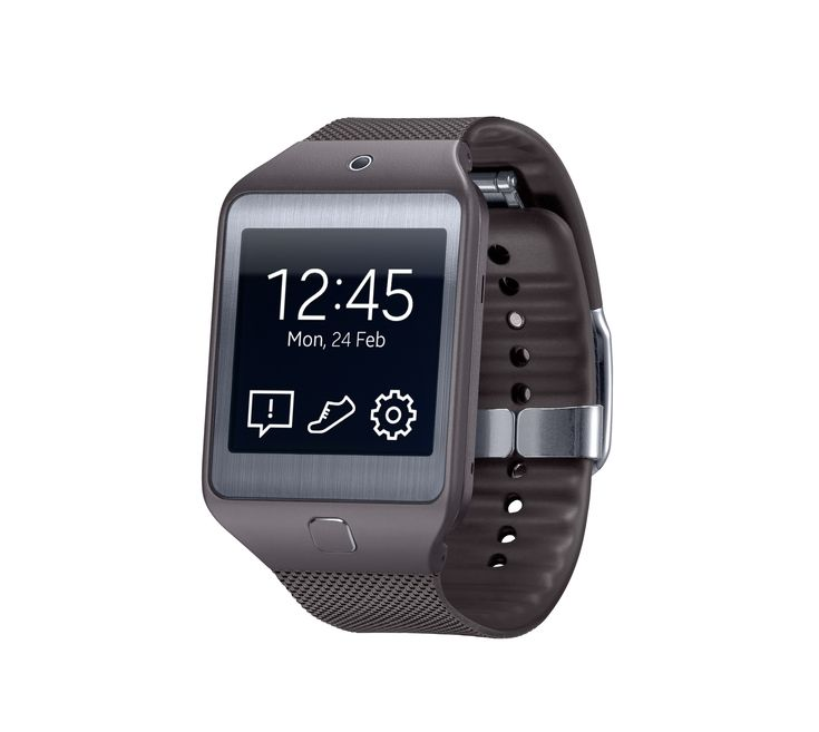 Pictures of the Samsung Galaxy Gear Neo smartwatch