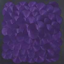 Christie's Part 1 Dubai sale on April 17 - Purple Circles by turkish artist Gular Semercioglu