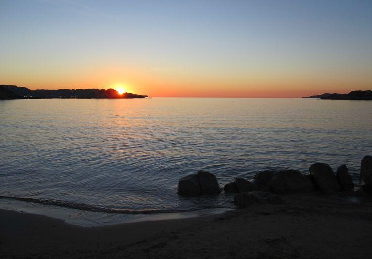 tramonto sardo