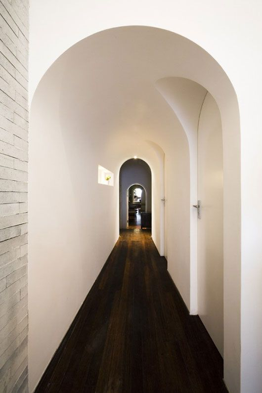 Beauty Spa Interior by KUU Architect – Super Sense Spa 2, Shanghai - DesignToDesign Magazine - DesignToDesign.com , The Ultimate Online des...