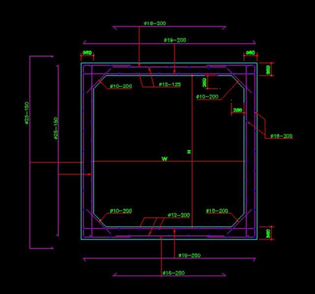 Gambar Kerja Box Culvert File Dwg Arsitektur Gambar