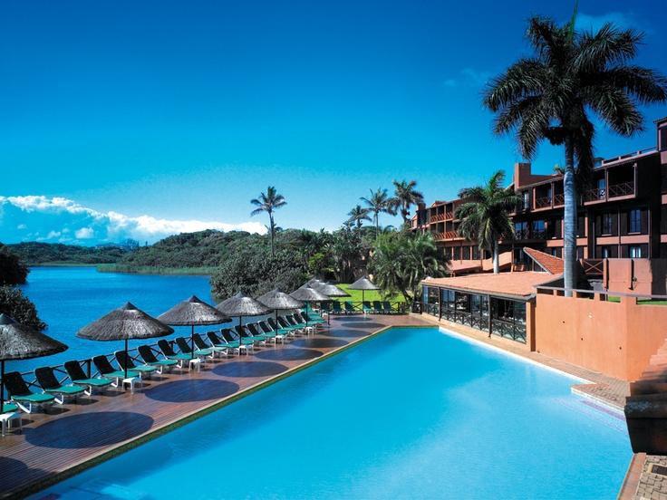 The beautiful Mondazur Hotel & Spa in San Lameer, KwaZulu Natal -  South Africa