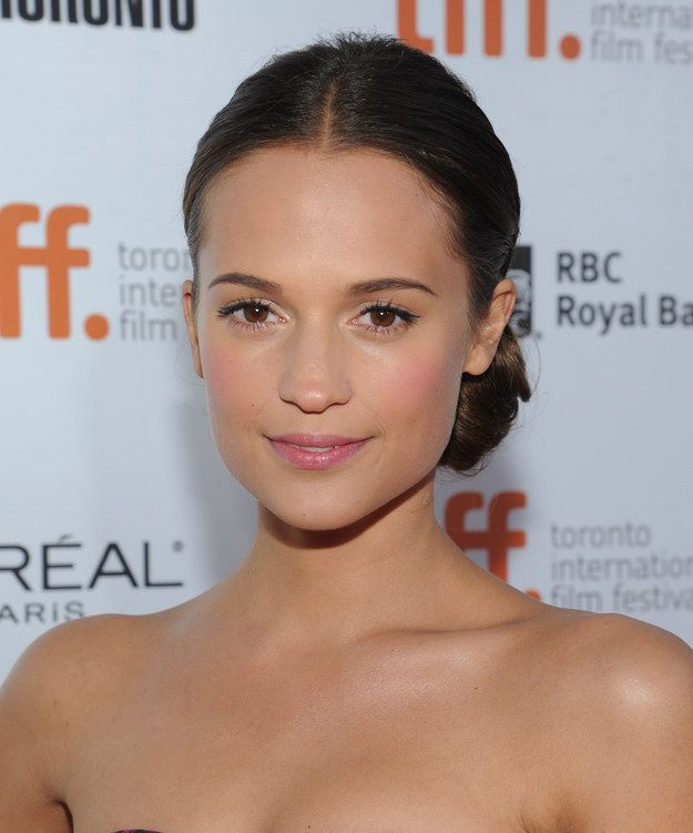 "The link in the ""Meet Ava"" Instagram account sent you to the film's website, according to Adweek. The movie stars Swedish actress Alicia Vikander."
